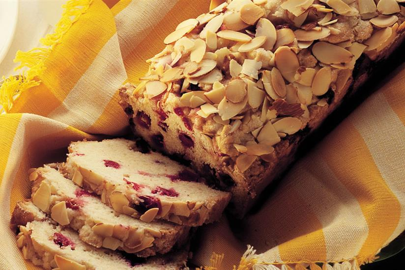 Cranberry Almond Bread