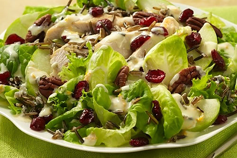 Wild Harvest Cranberry Salad